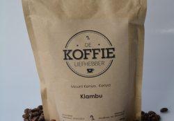 Koffie Kenia – Kiambu 1 kilo