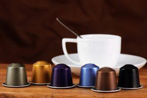 koffie-capsule