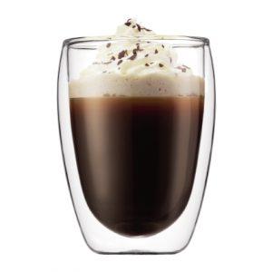 Bodum Pavina Dubbelwandig Glas Cappuccino