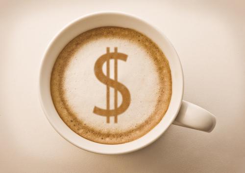Koffieprijs