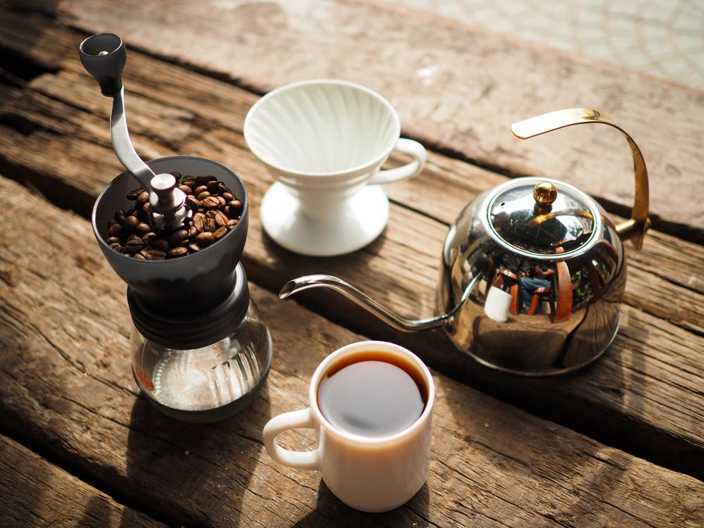 De Geheimen Van Slow Koffie