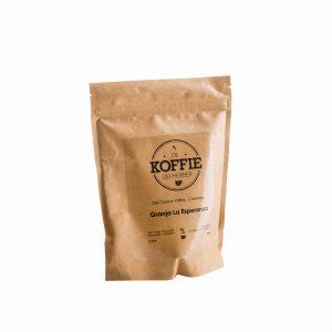 Koffie Colombia – Granja La Esperanza Biologische Teelt