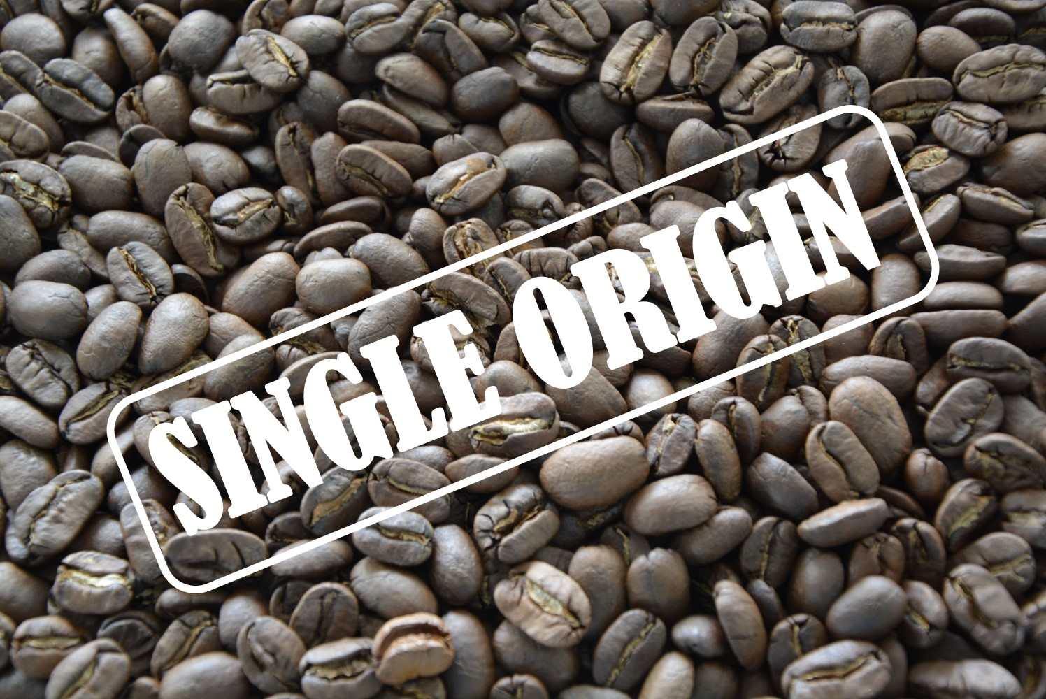 Single Origin Koffie