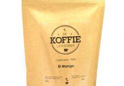 Koffie Peru – El Mango