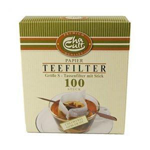 Chacult Theefilters 100 Stuks