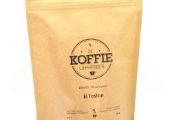 Koffie Nicaragua – El Toston