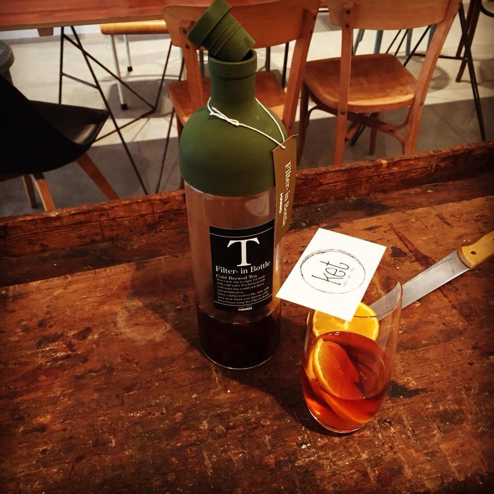 Workshop Ice tea maken! – Wemmel