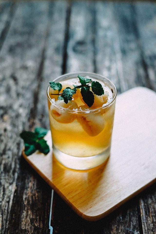 De geheimen van ice tea + proeverij